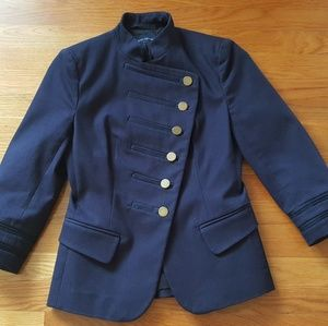 French Connection Military Blazer